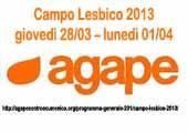 agape13 blog